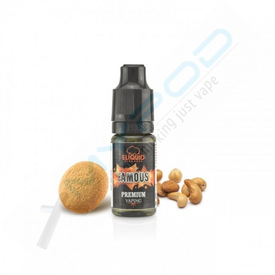 Eliquid France - Famous 10ml
